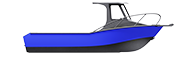 6400 Work Boat NEW!!