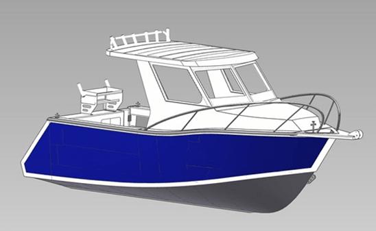 Cabin Boats
