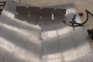 aluminum kit boat